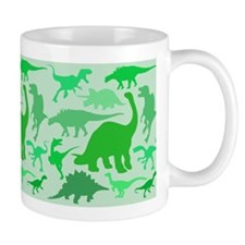 FUN! LOTS of DINOSAURS! Mug