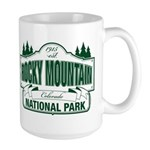 Rocky Mountain National Park Large Mug
