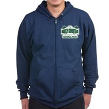 Rocky Mountain National Park Zip Hoodie