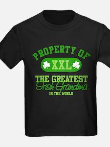 Property Of Irish Grandma T