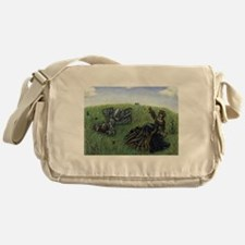 Cloudwatching Messenger Bag
