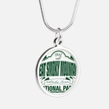 Great Smoky Mountains National Park Silver Round N
