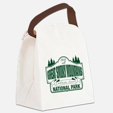 Great Smoky Mountains National Park Canvas Lunch B