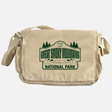 Great Smoky Mountains National Park Messenger Bag