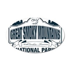 Great Smoky Mountains National Park Wall Decal