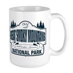 Great Smoky Mountains National Park Large Mug