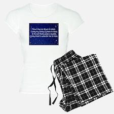 Sanity Prayer Pajamas