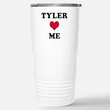 Tyler Loves Me Travel Mug