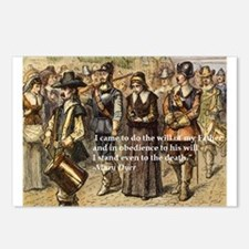 Mary Dyer Postcards (Package of 8)