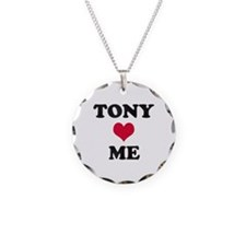 Tony Loves Me Necklace