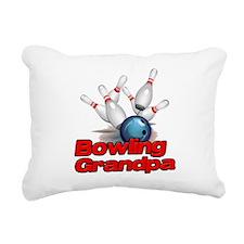 Bowling Grandpa strike).png Rectangular Canvas Pil
