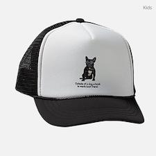 FIN-french-bulldog-best-friend.png Kids Trucker ha