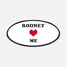 Rodney Loves Me Patch