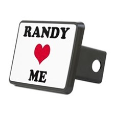 Randy Loves Me Hitch Cover