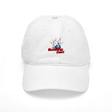 Bowling Dad Baseball Cap