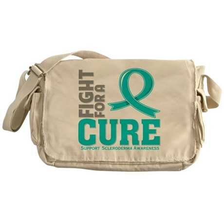 Scleroderma Fight For A Cure Messenger Bag