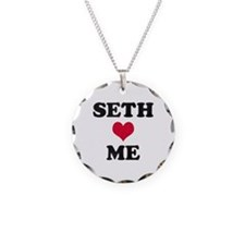 Seth Loves Me Necklace