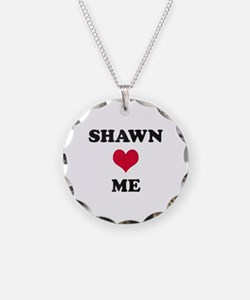 Shawn Loves Me Necklace