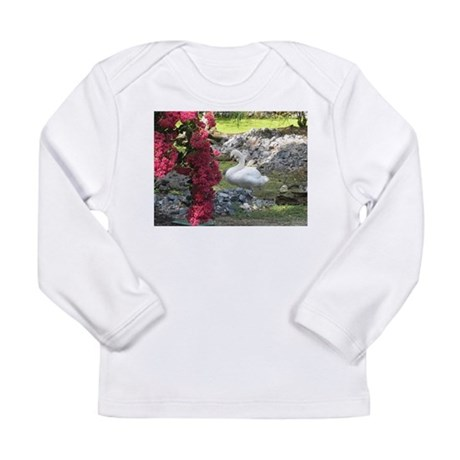 Swan Long Sleeve Infant T-Shirt
