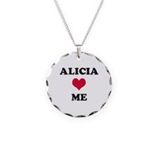Alicia Loves Me Necklace