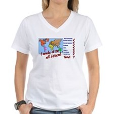 All 7 Continents! T-Shirt