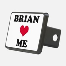 Brian Loves Me Hitch Cover