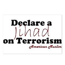 Jihad on Terrorism Postcards (Package of 8)