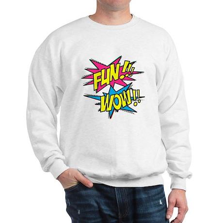 Fun Wow Sweatshirt