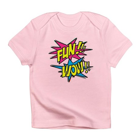 Fun Wow Infant T-Shirt