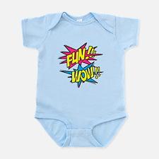 Fun Wow Infant Bodysuit