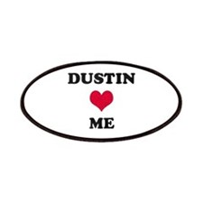Dustin Loves Me Patch