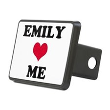 Emily Loves Me Hitch Cover