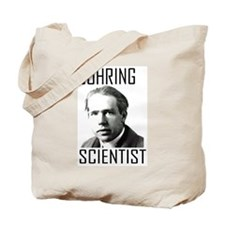 Bohr-ing Scientist Tote Bag