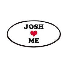 Josh Loves Me Patch