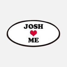 Josh Loves Me Patch
