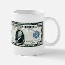 $1000 Note Mug