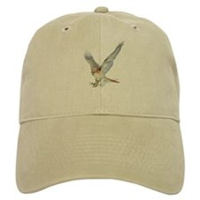 striking Red-tail Hawk Baseball Cap