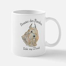 Bouvier des Flandres Wheaten Mug