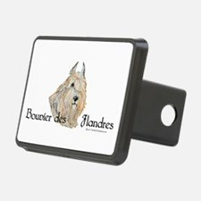 Bouvier Sweetie Hitch Cover