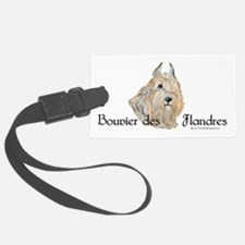 Bouvier Sweetie Luggage Tag