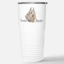 Bouvier Sweetie Travel Mug