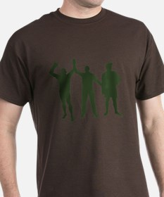 Decision Silhouette (Dill) T-Shirt