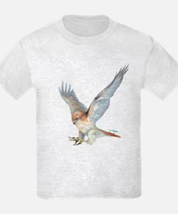 striking Red-tail Hawk T-Shirt