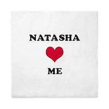 Natasha Loves Me Queen Duvet