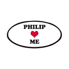 Philip Loves Me Patch