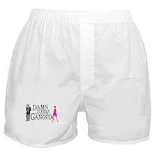Gangstas Boxer Shorts