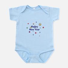 Happy New Year Infant Bodysuit