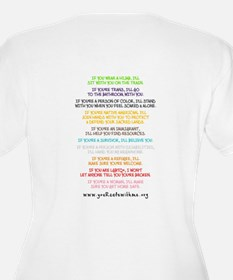 Safe With Me Tree T-Shirt