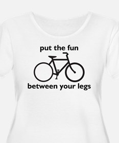 Bike: Fun Between Your Legs T-Shirt