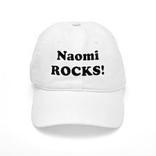 Naomi Rocks! Baseball Cap